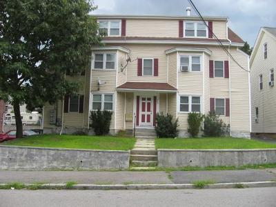 Woonsocket Multi Family Home For Sale: 322 Grove St