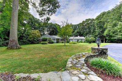 Bristol County Single Family Home For Sale: 23 Half Mile Rd