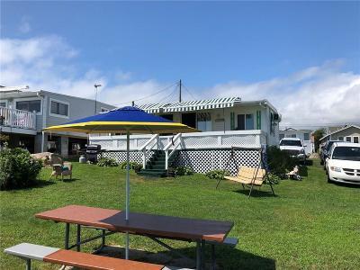 Narragansett Single Family Home For Sale: 64 Burnside Unit #81 Av