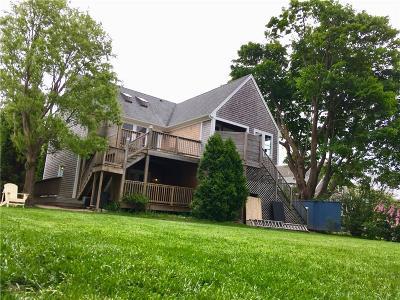 Middletown Multi Family Home For Sale: 121 Allston Av