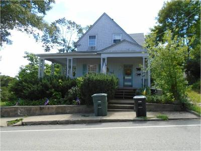 Coventry Multi Family Home For Sale: 505 Hill St
