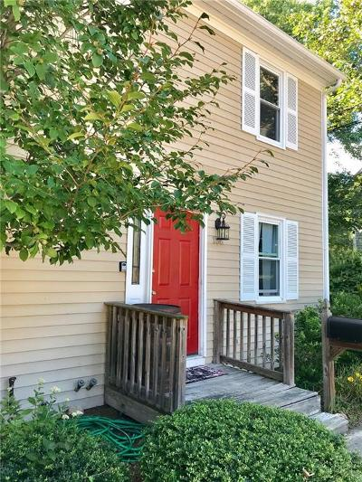 South Kingstown Condo/Townhouse Act Und Contract: 156 River St, Unit#b #B