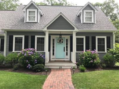 South Kingstown Single Family Home Act Und Contract: 25 Park Lane