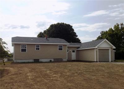 South Kingstown Single Family Home Act Und Contract: 396 Gooseberry Rd Rd