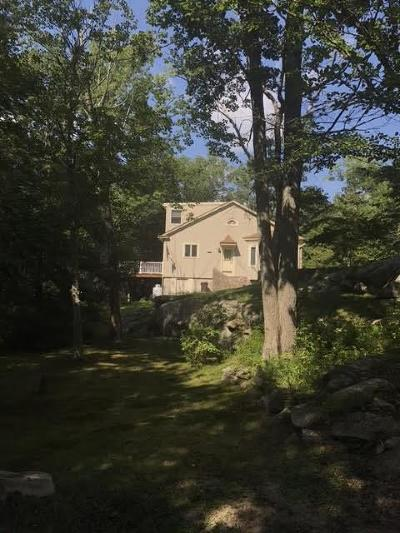 Single Family Home Pending: 239 Chestnut Hill Road Rd