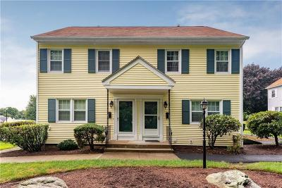 Cumberland Condo/Townhouse Act Und Contract: 2970 Mendon Rd, Unit#81 #81