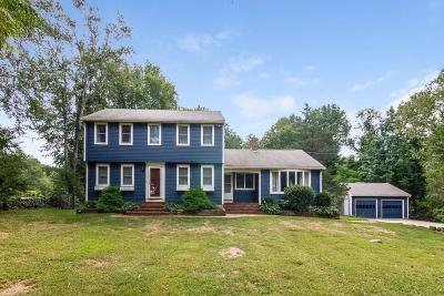 North Kingstown Single Family Home For Sale: 1342 Gilbert Stuart Rd