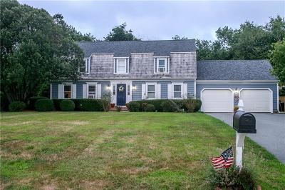 Portsmouth Single Family Home For Sale: 47 Marial Rose Dr