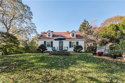 Lincoln Single Family Home For Sale: 1699 - R Old Louisquisset Pike