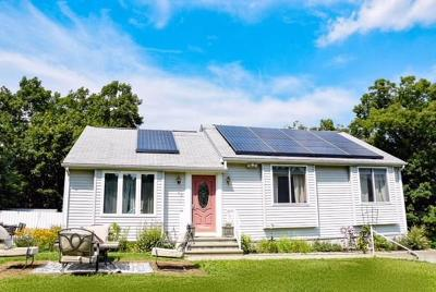 Scituate Single Family Home For Sale: 43 Hope Furnace Rd