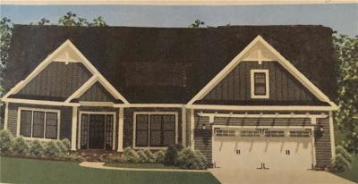 Seekonk Single Family Home For Sale: 9 - Lot 9 Hidden Hills Dr