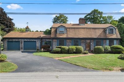 Bristol County Single Family Home Act Und Contract: 12 Roosevelt Dr