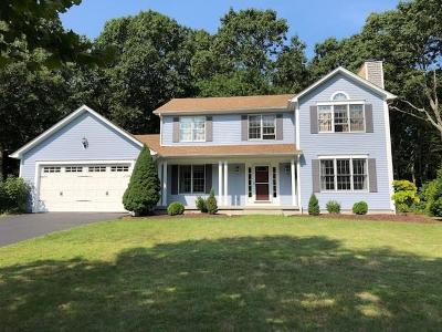 North Kingstown Single Family Home For Sale: 288 Wickham Rd