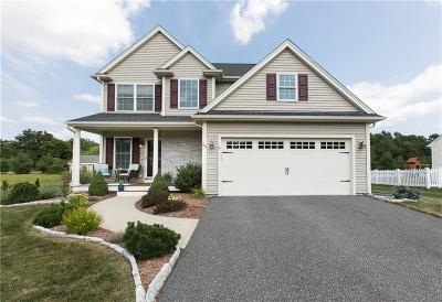 North Kingstown Single Family Home For Sale: 69 Roland Robinson Wy