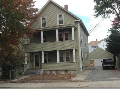 Woonsocket Multi Family Home For Sale: 35 - 37 Avenue B