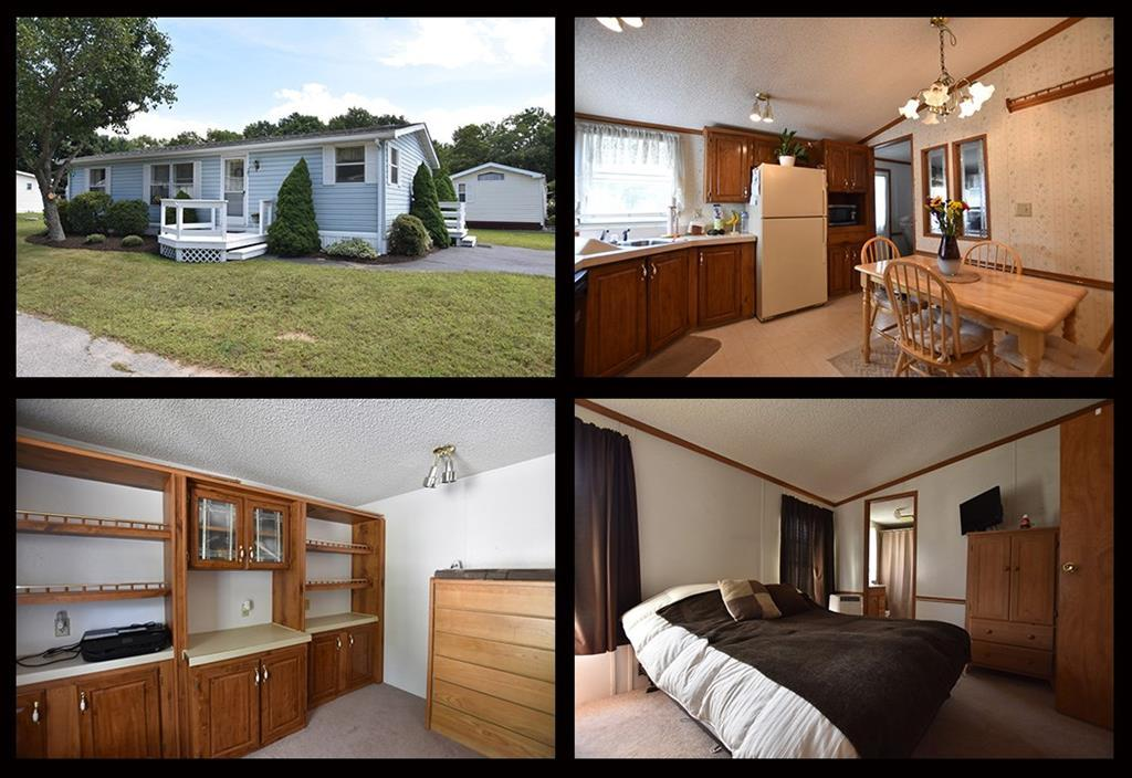 2 bed/2 bath Home in Coventry for $59,900