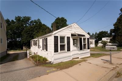 Middletown Single Family Home Act Und Contract: 1778 West Main Rd