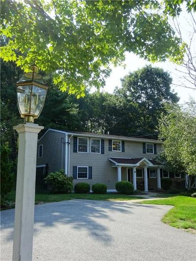 Portsmouth Condo/Townhouse Act Und Contract: 25 Leland Point Dr, Unit#25 #25