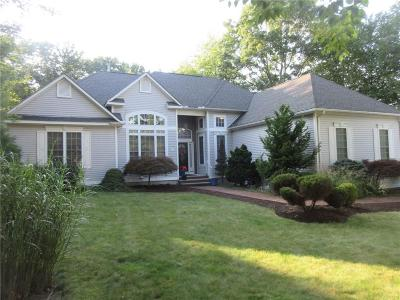 Cranston Single Family Home For Sale: 20 Sparrow Lane