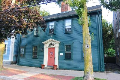North Kingstown Single Family Home For Sale: 90 Main St