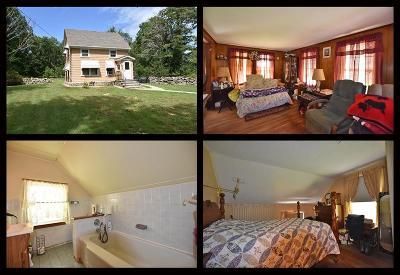 Tiverton Single Family Home For Sale: 1668 Bulgarmarsh Rd
