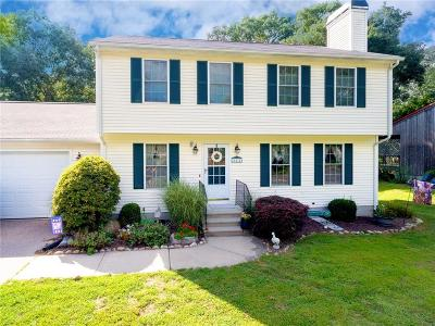South Kingstown Single Family Home For Sale: 282 Balsam Rd