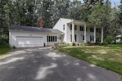 Warwick Single Family Home For Sale: 298 Varnum Dr