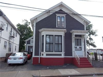 Central Falls Single Family Home For Sale: 78 Jenks St
