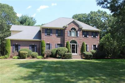 East Greenwich Single Family Home For Sale: 20 Partridge Run