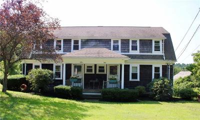 Exeter Multi Family Home Act Und Contract: 544 - -544a Ten Rod Rd