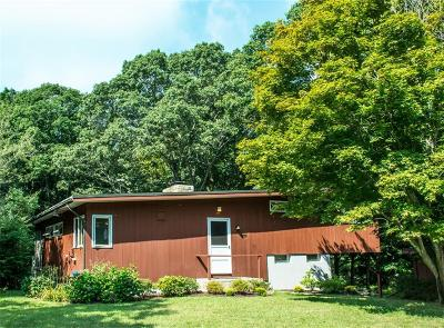 South Kingstown Single Family Home Act Und Contract: 138 Little Rest Rd