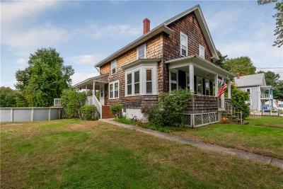 Burrillville Single Family Home Act Und Contract: 110 Broad St
