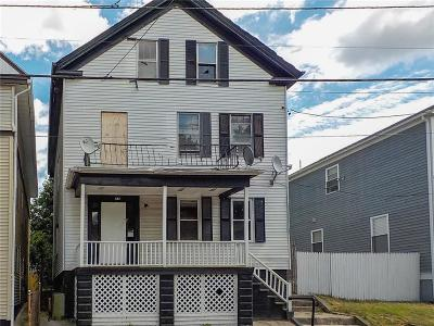 Multi Family Home Act Und Contract: 182 Ocean St
