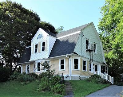 Providence Single Family Home Act Und Contract: 62 Klondike St