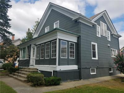 Cranston Multi Family Home Act Und Contract: 19 Wales St