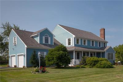 Portsmouth Single Family Home For Sale: 50 Greylock Dr