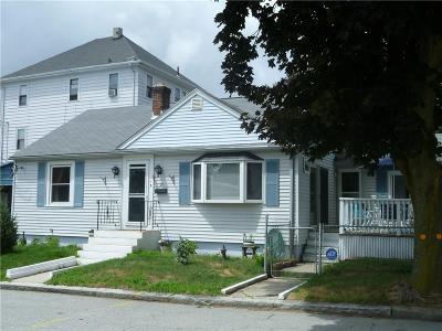 Cranston Single Family Home For Sale: 39 Meadow Av