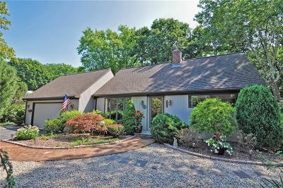 Bristol County Single Family Home For Sale: 1 Belton Dr