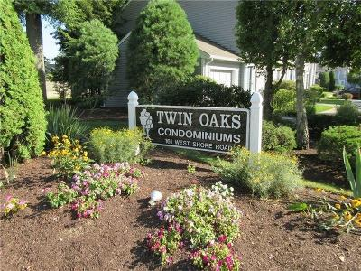Warwick Condo/Townhouse For Sale: 161 West Shore Rd, Unit#b10 #B10