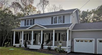 Scituate Single Family Home For Sale: 315 Nipmuc Rd