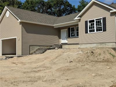 Scituate Single Family Home For Sale: 0 Carriage Hill Rd