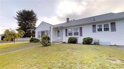 North Providence Single Family Home For Sale: 17 3rd St