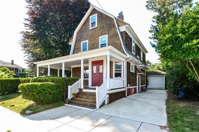 Edgewood Single Family Home Act Und Contract: 15 Hudson Pl