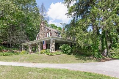 Glocester Single Family Home For Sale: 21 Sawmill Rd