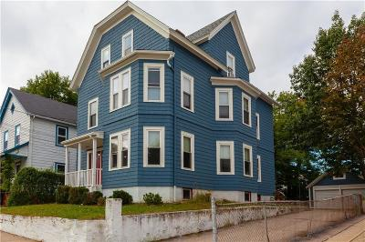 Providence Multi Family Home Act Und Contract: 95 - 97 Dover St