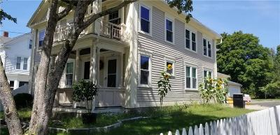 Scituate Multi Family Home For Sale: 165 - 167 Danielson Pike