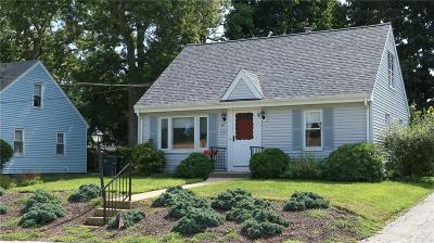 Coventry Single Family Home Act Und Contract: 64 Columbia Av