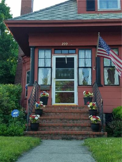 Pawtuxet Village Single Family Home Act Und Contract: 299 Post Rd