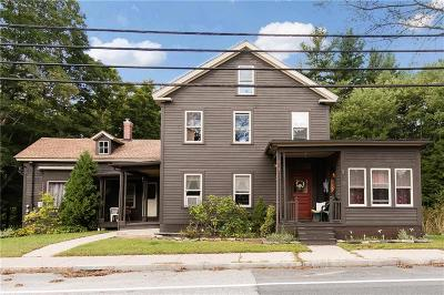 Glocester Multi Family Home Act Und Contract: 32 Money Hill Rd