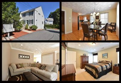 Lincoln Condo/Townhouse Act Und Contract: 13 Central St, Unit#3 #3